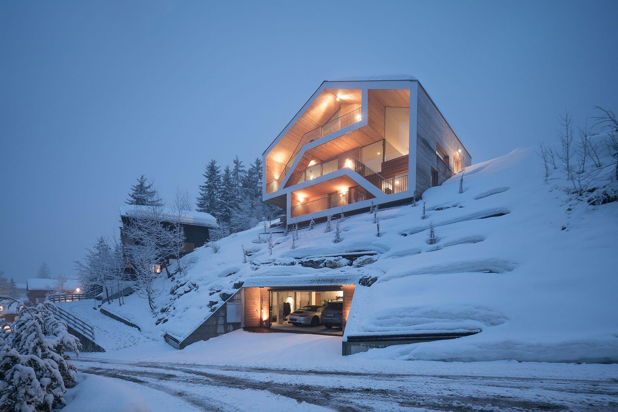 дерев яні будинки