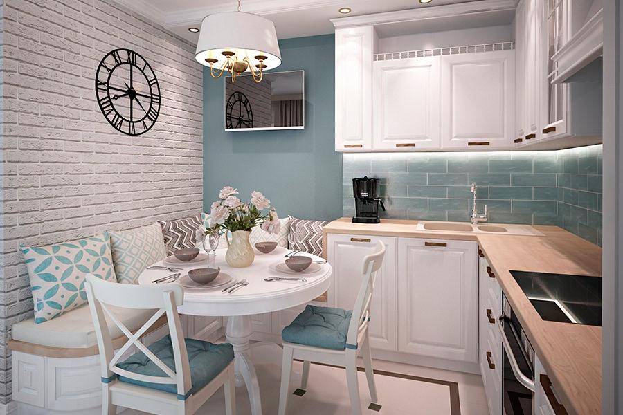 Маленька кухня 19 невеликих, але прекрасних проектів