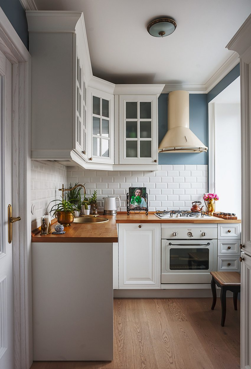 дизайн малої кухні