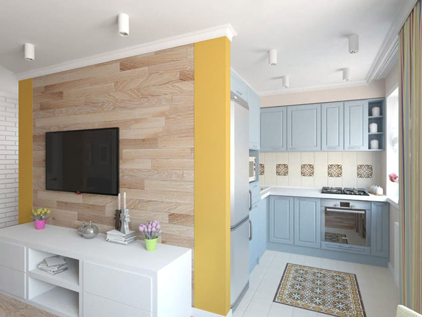 ідеї для маленької кухні