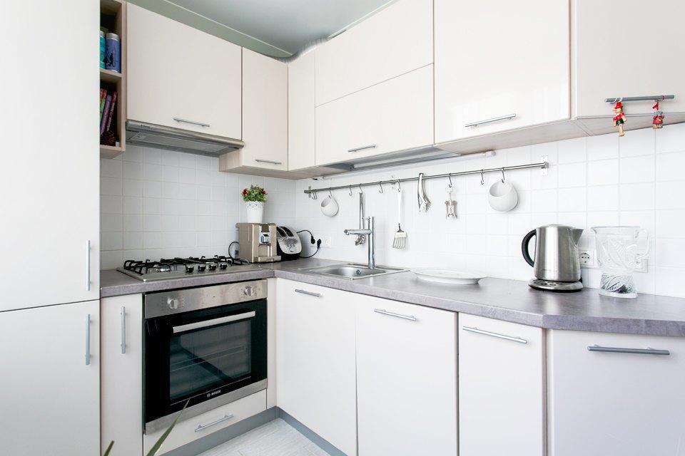 інтер єр маленької кухні фото