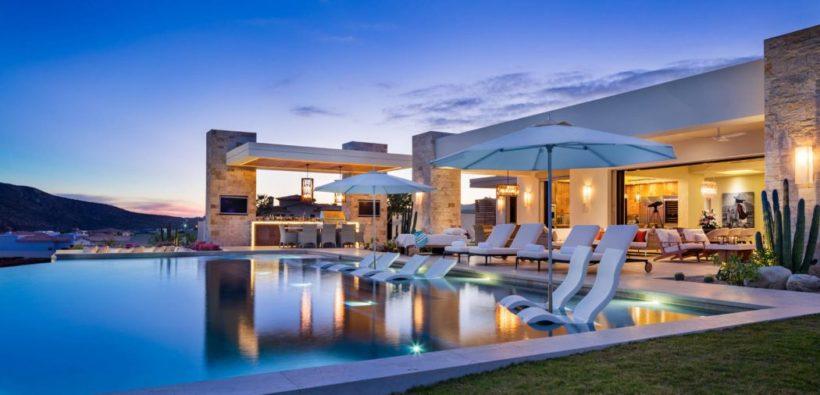 Хочу лето! Или роскошный пляжный дом в Калифорнии!