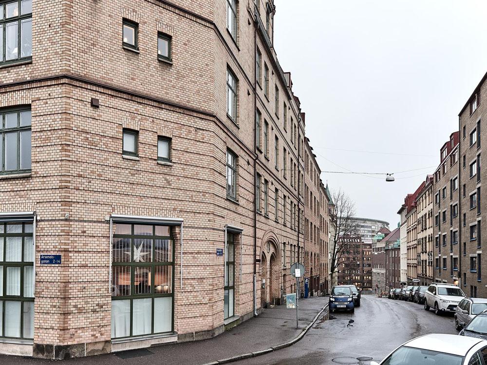 скандинавский стиль дома