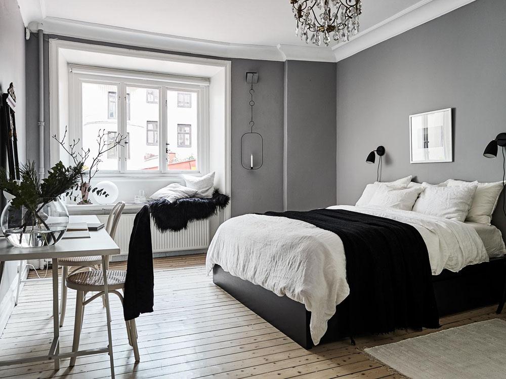 Hygge: двухкомнатная квартира (93 кв. м) из Швеции
