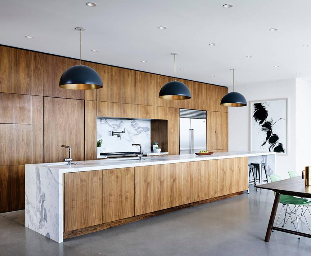 кухня в будинку