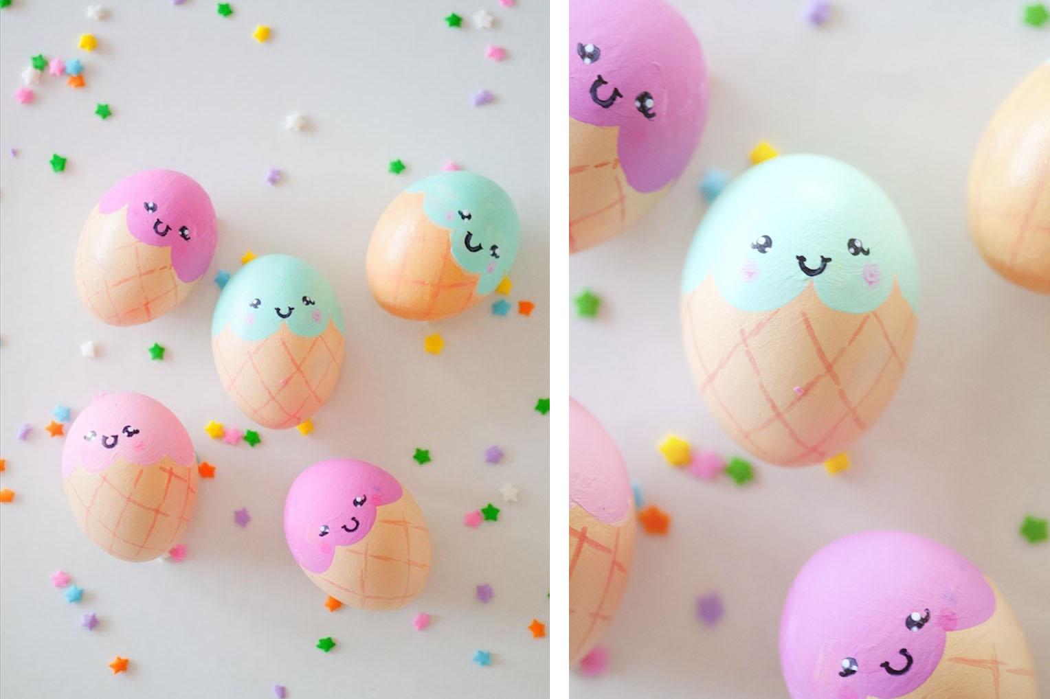 Украшение пасхальных яиц своими руками фото 419
