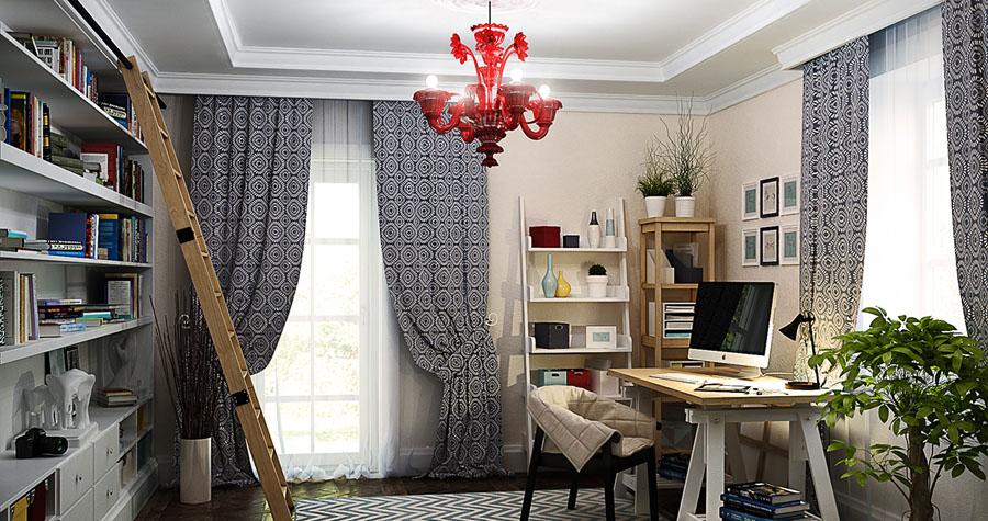 кімната в стилі прованс
