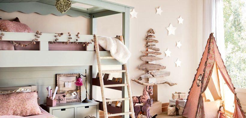 Sunday: 23 волшебных детских комнат