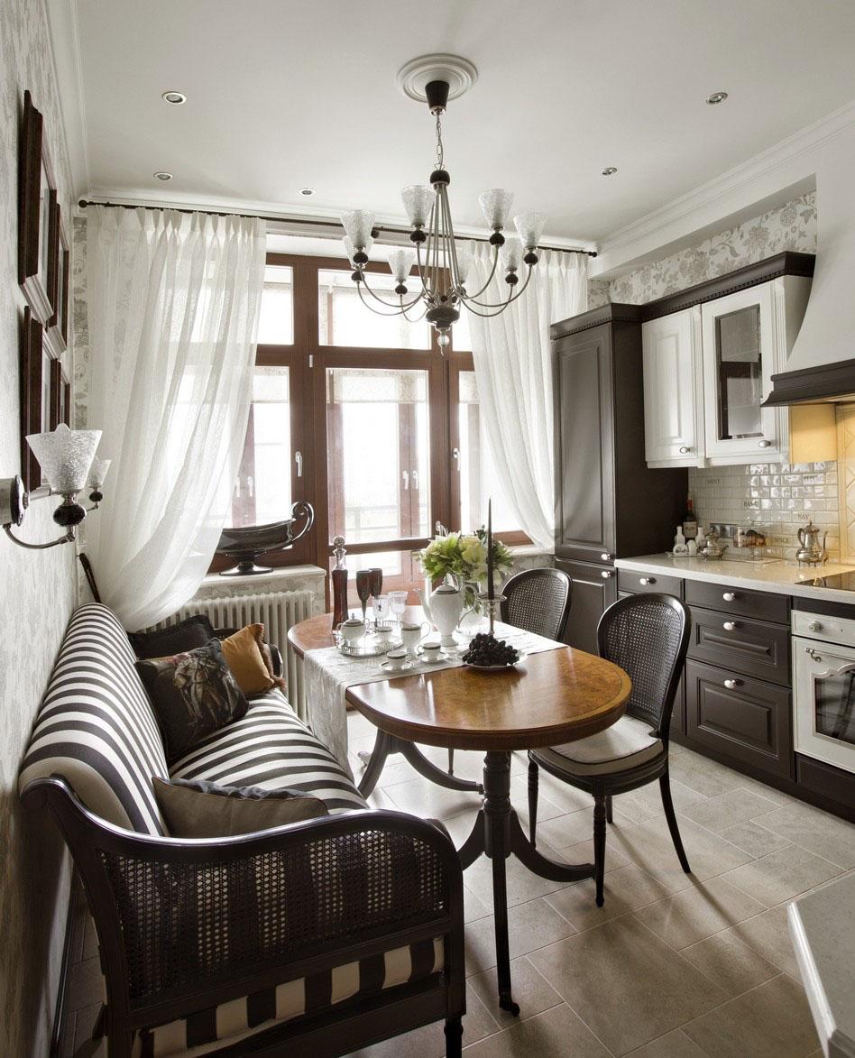 Красивые квартиры дизайн кухни