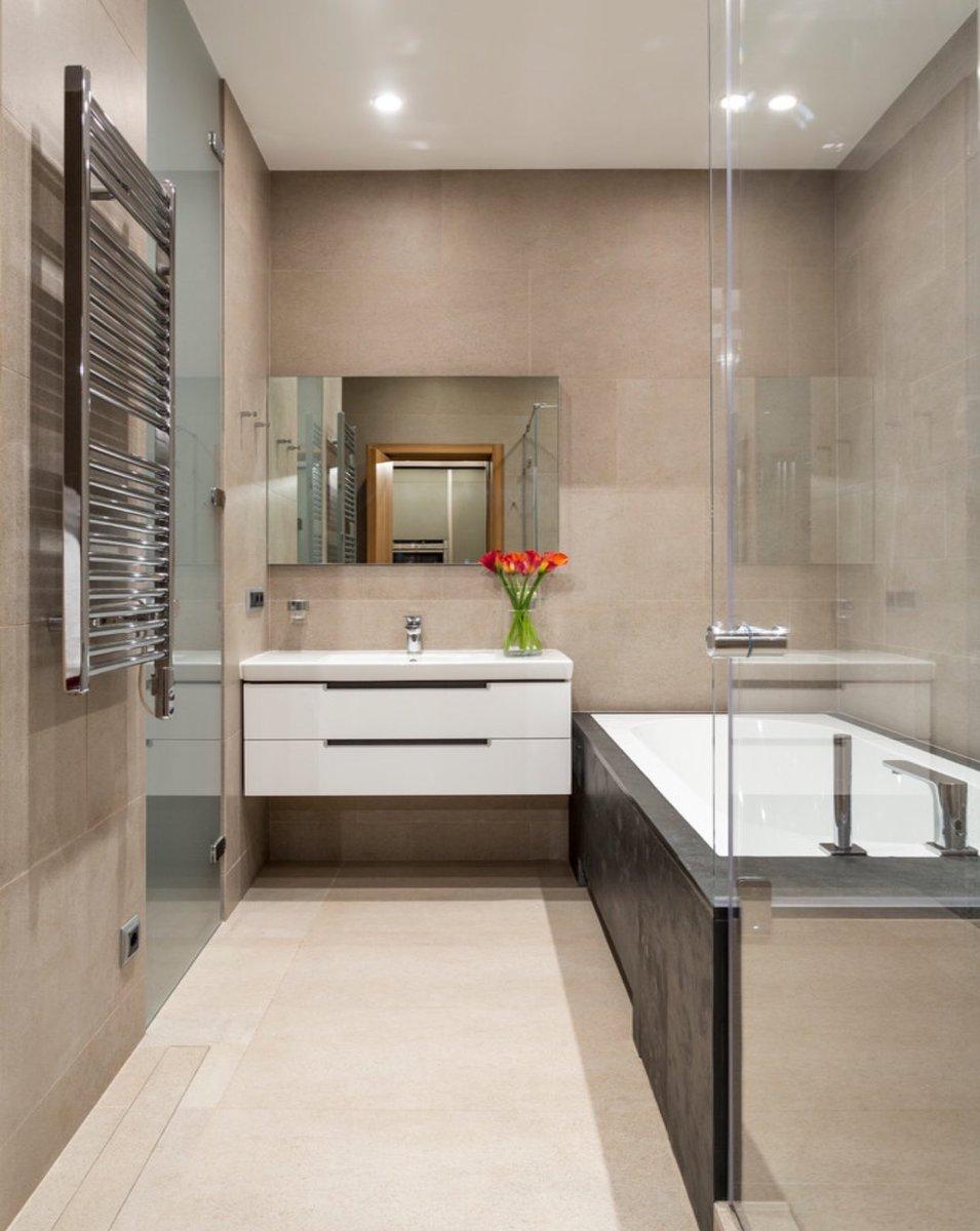 потолки в ванной