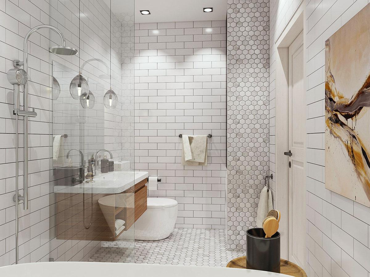 дизайн маленькой ванной интерьер идеи фото 2019