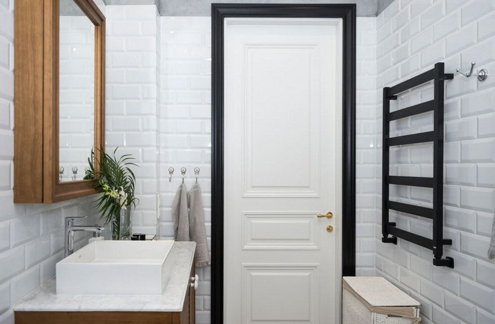 ванная во французском стиле