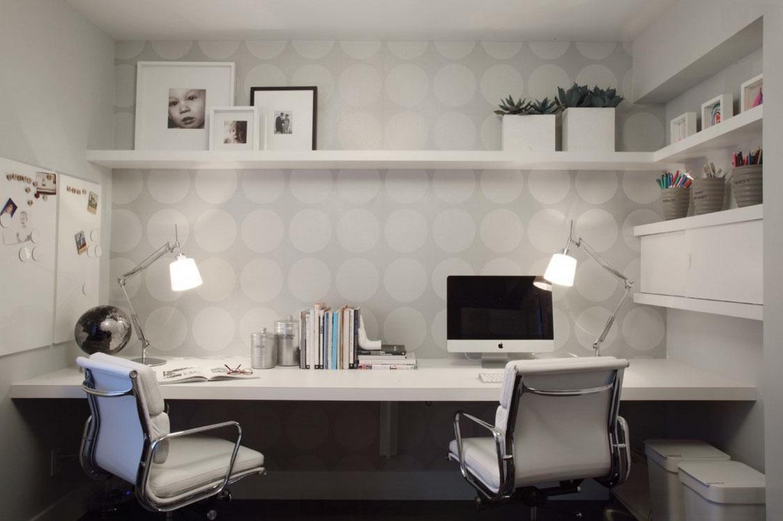 рабочий кабинет дизайн