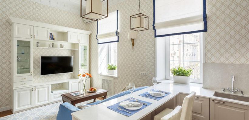 Правильный ремонт в квартире: фото интерьера + советы