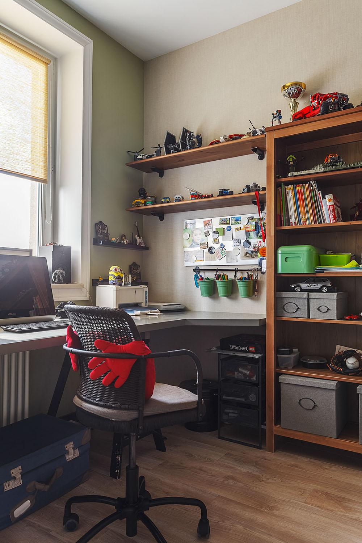дизайн 3-х комнатной квартиры в панельном доме