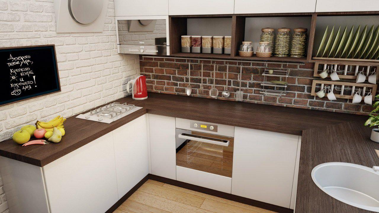 дизайн кухни хрущевки 5 кв метр