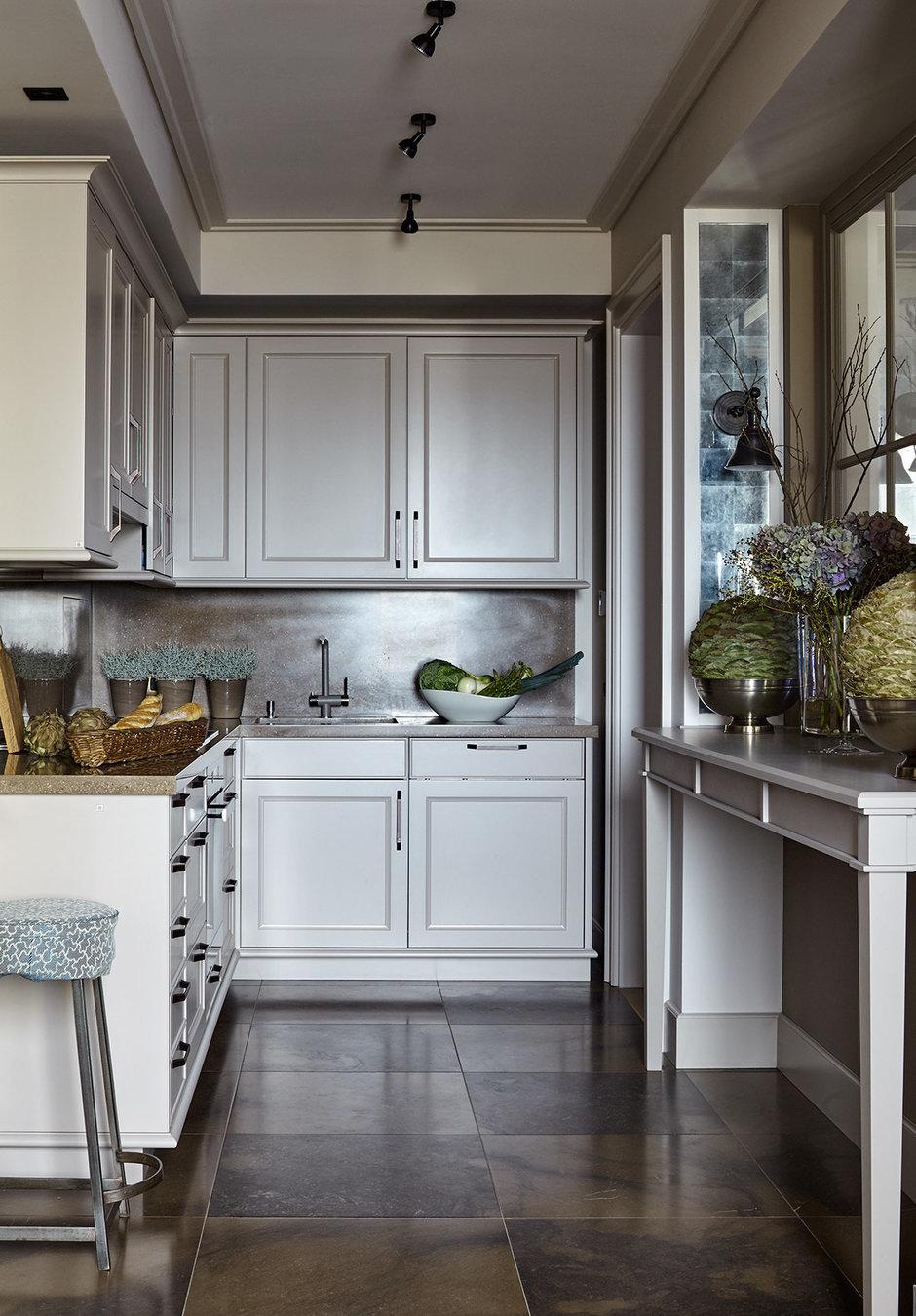 дизайн маленькой кухни 5 кв м фото