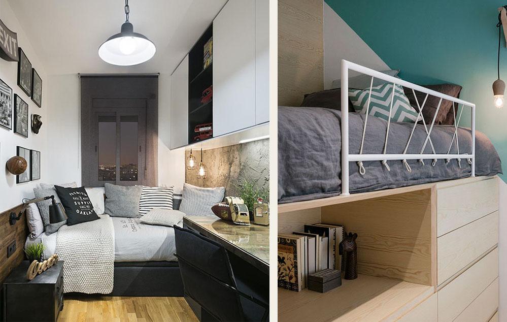 Красивая комната для мальчика: 2 идеи