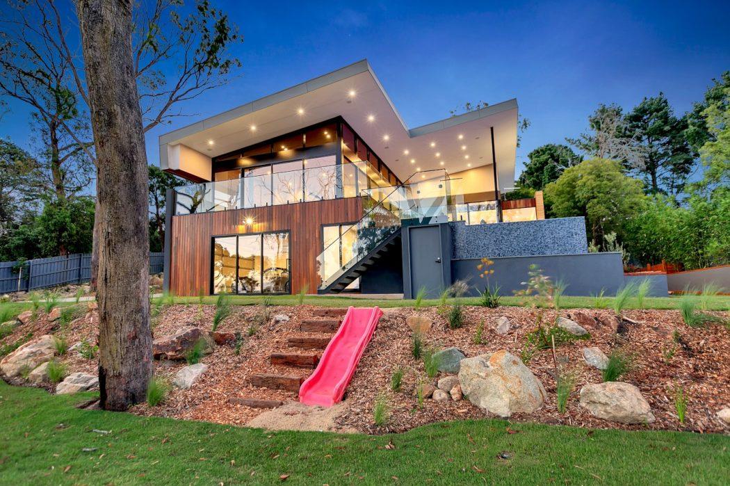 Красивый современный дом из Австралии