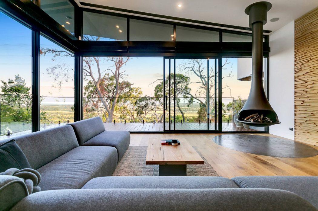 красивые интерьеры домов