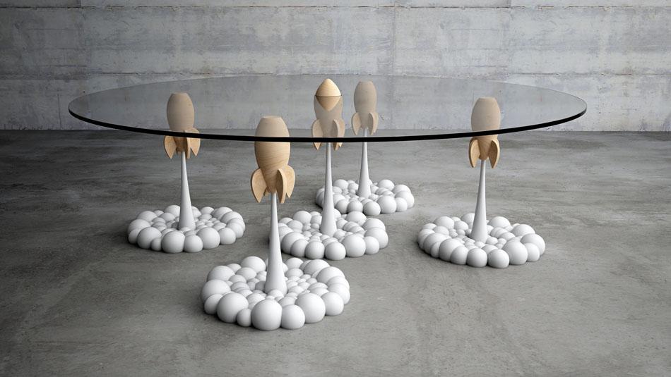 Необычная мебель: предметы интерьера со своим характером