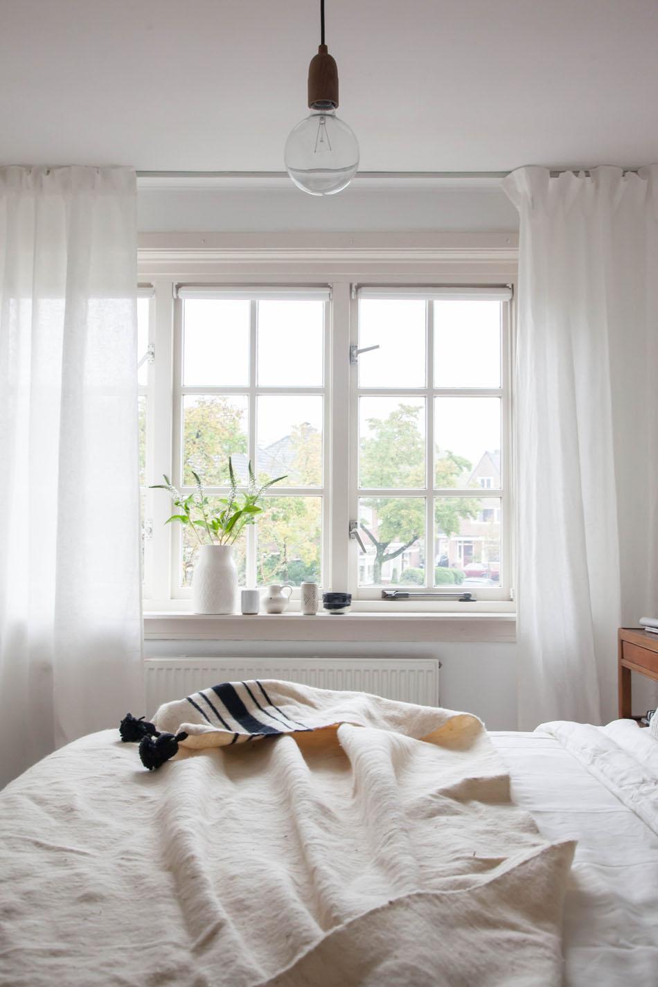 спальня в норвежском стиле
