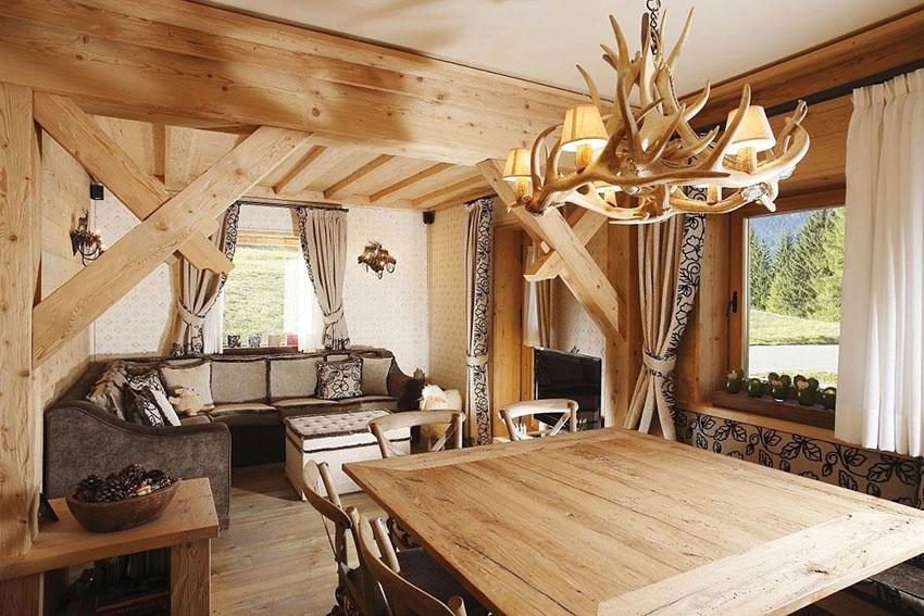 красивые дома фото внутри