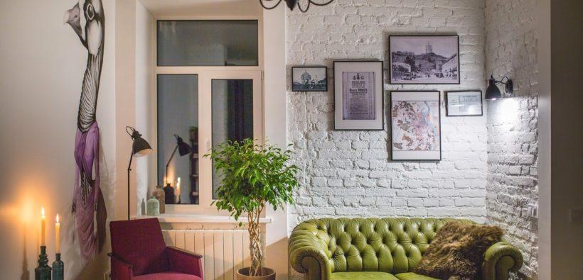 42 кв. м счастья или двухкомнатная квартира из Киева