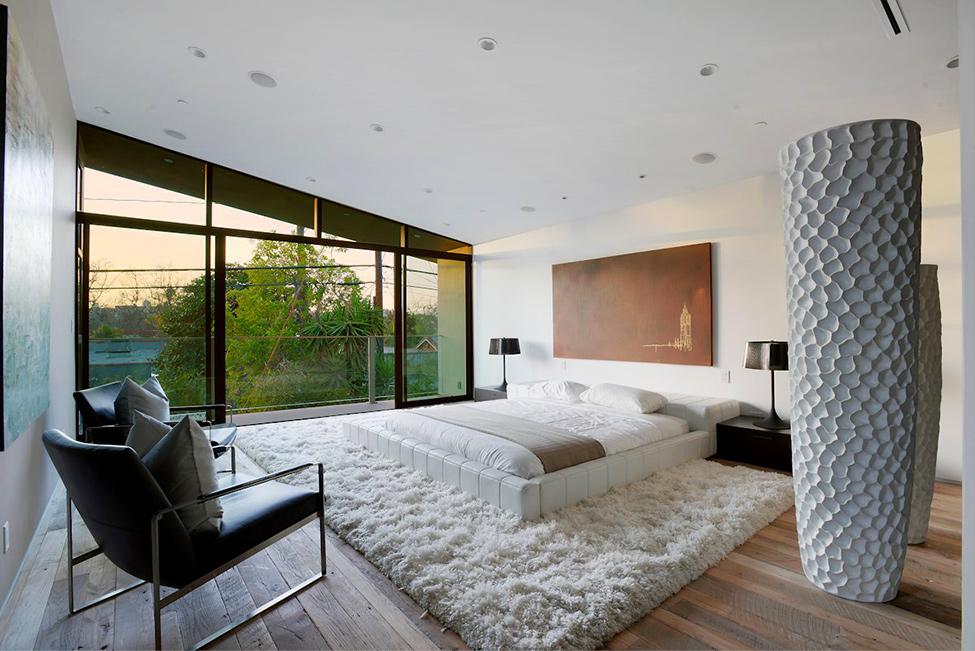 дома в стиле минимализм фото