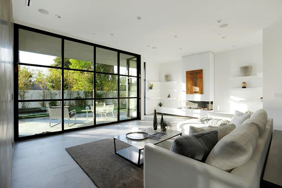проекты домов минимализм