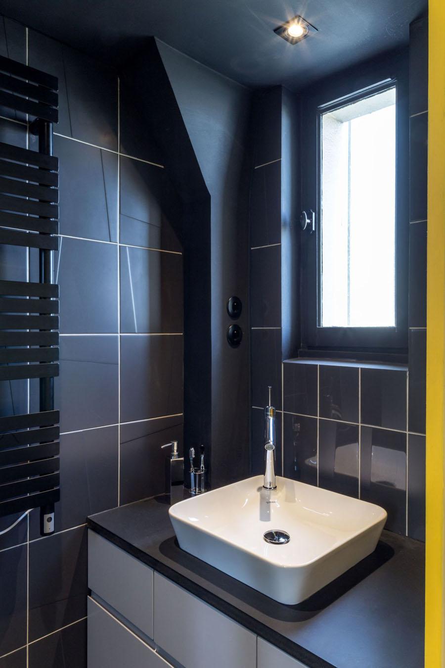 маленькая ванная с душевой фото