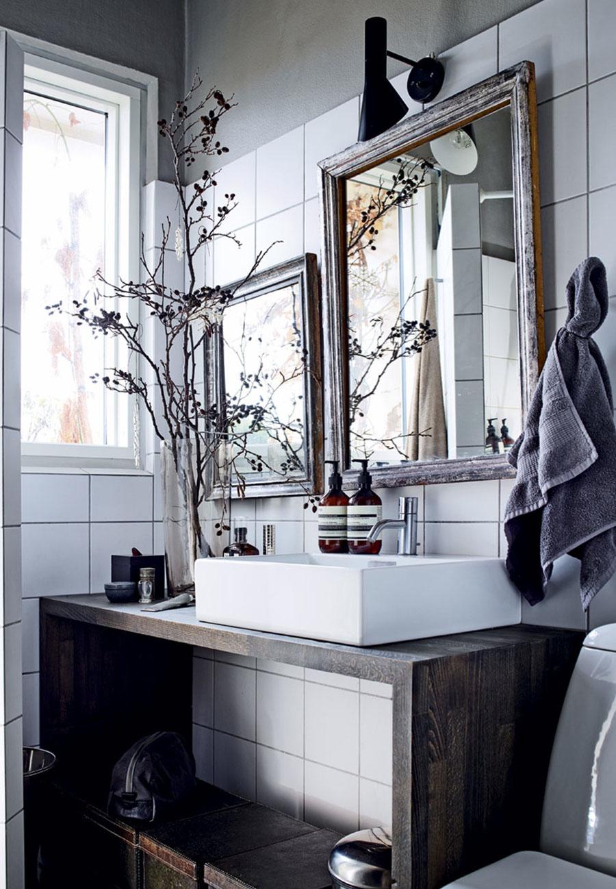 ванная декор