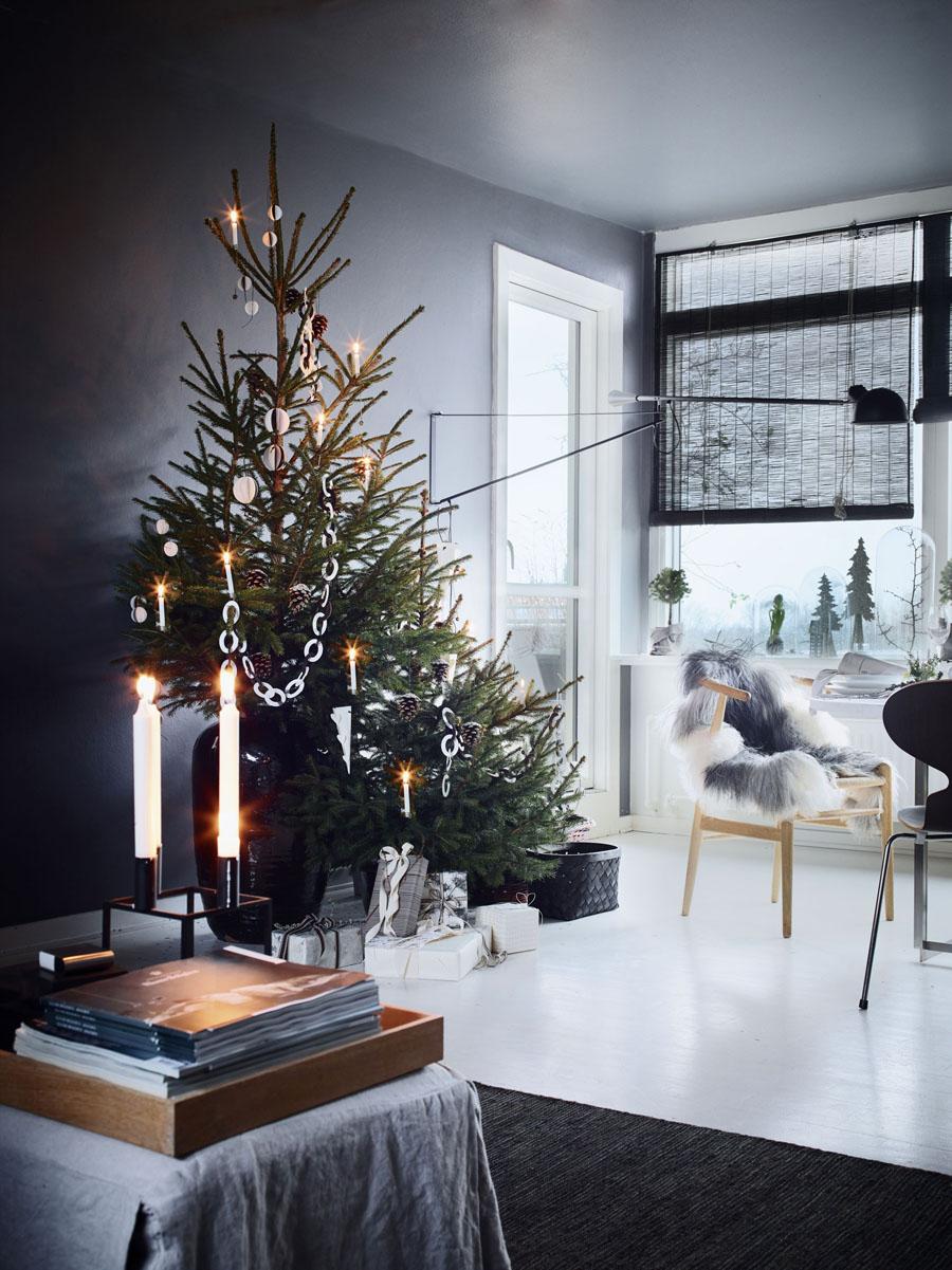 скандинавский новый год