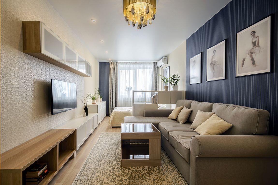 Дизайн комнаты 18 квм спальни гостиной икеа