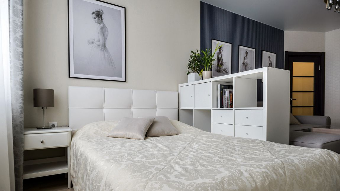 дизайн спальни гостиной 18 готовых проектов 45 фото