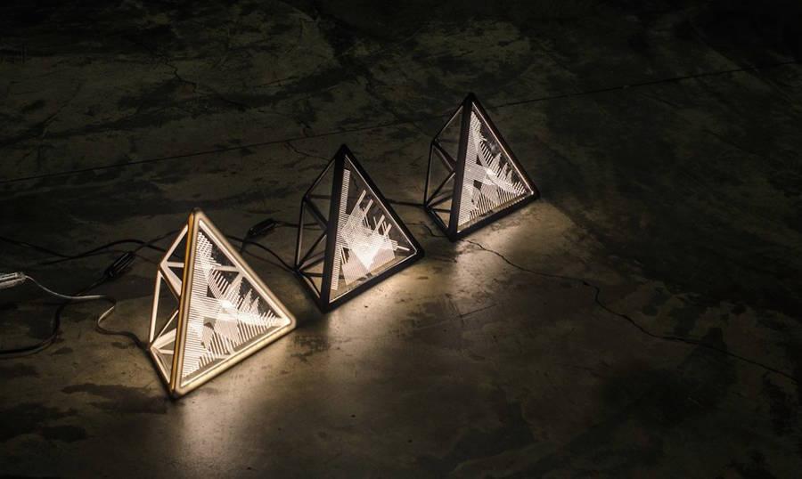 прикольные светильники