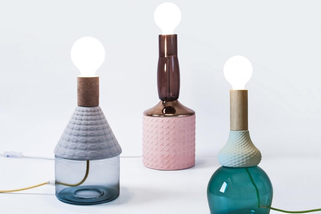 светильники необычные