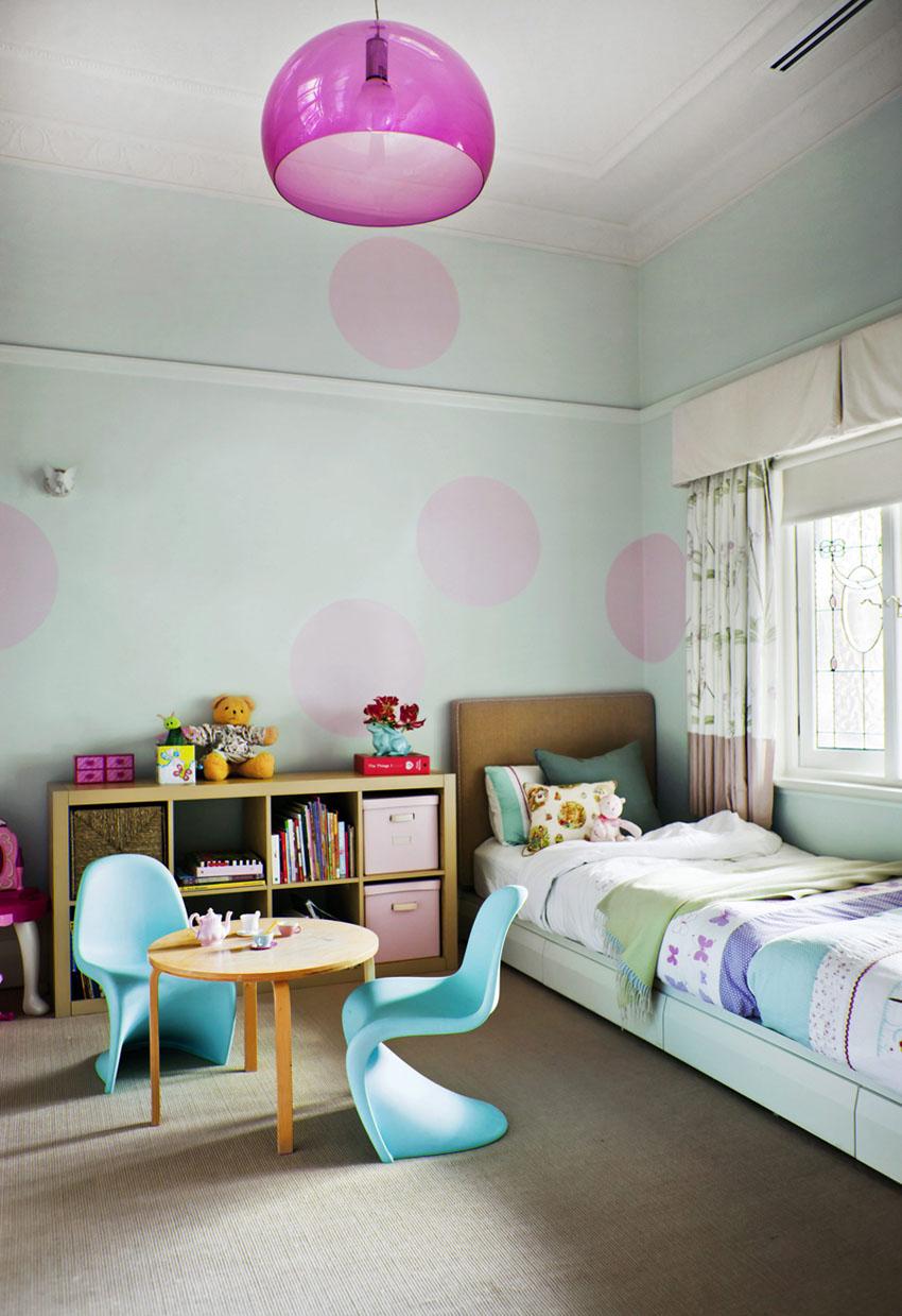детские спальни для двоих