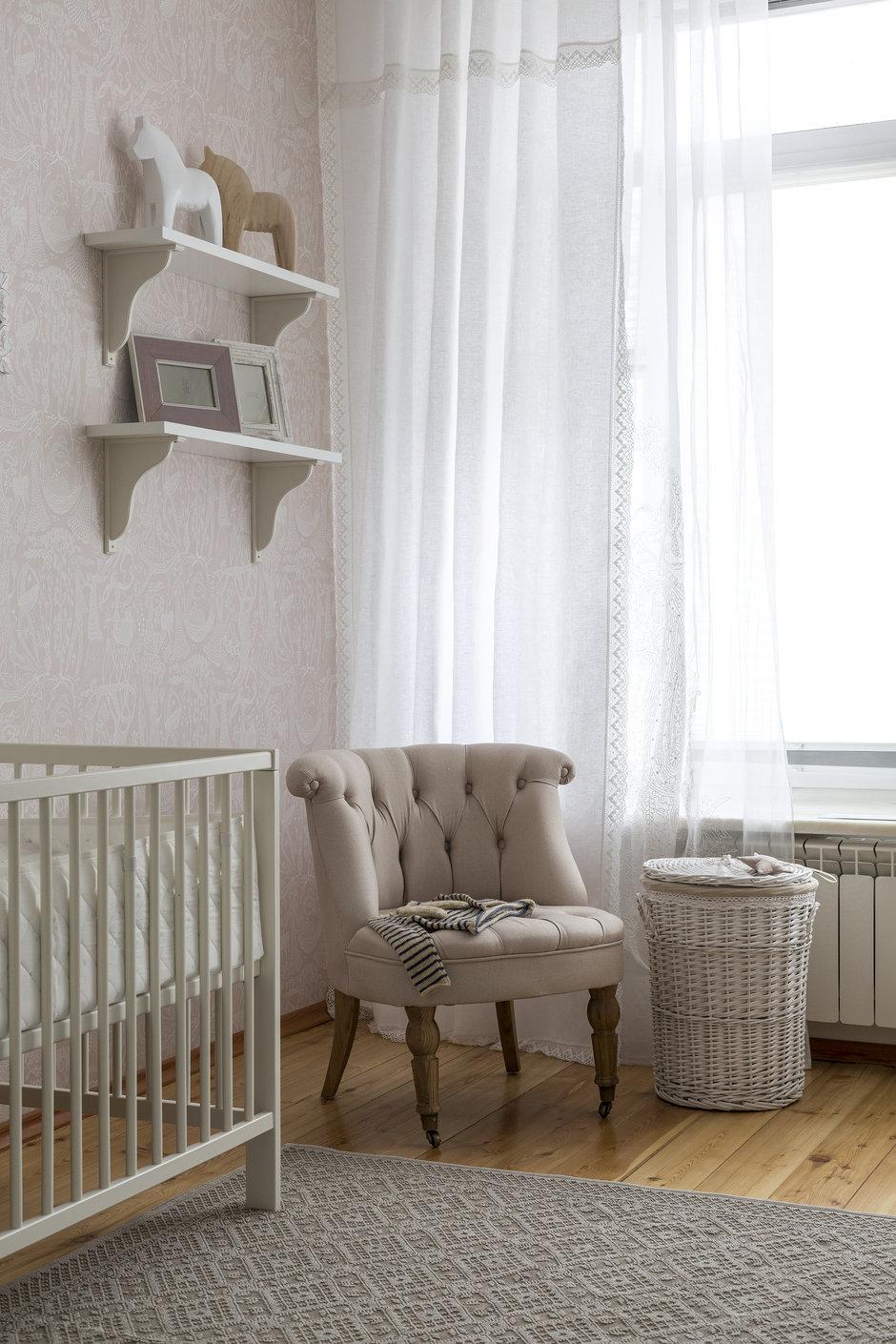 интерьер детской комнаты для двоих детей