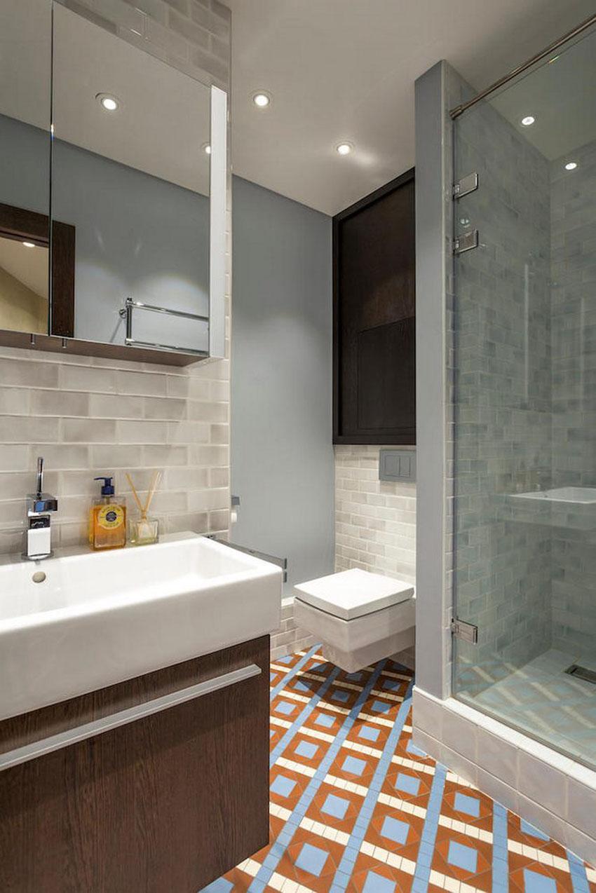 ванна 4 кв м дизайн