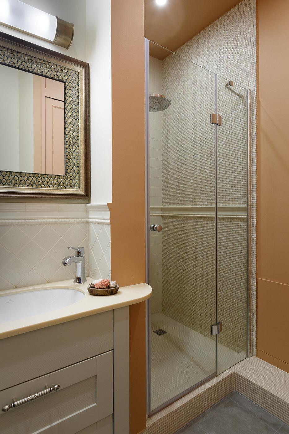 ремонт ванной 4 кв м фото