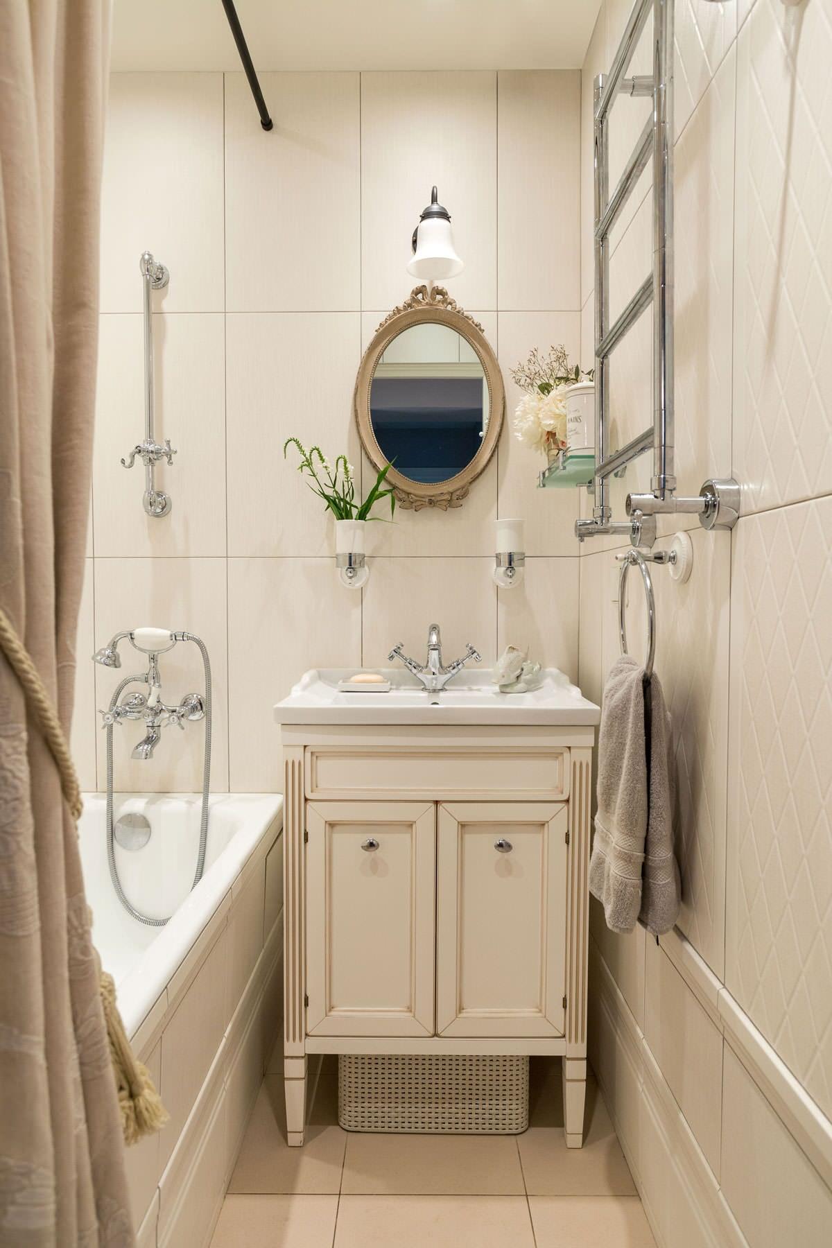 плитка для ванной 4 кв м