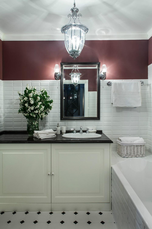 ванная комната 4 кв