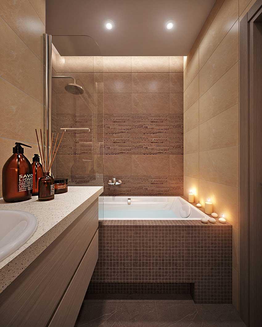 ванна дизайн
