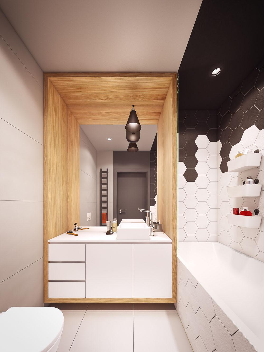 дизайн ванной комнаты 4м кв м фото