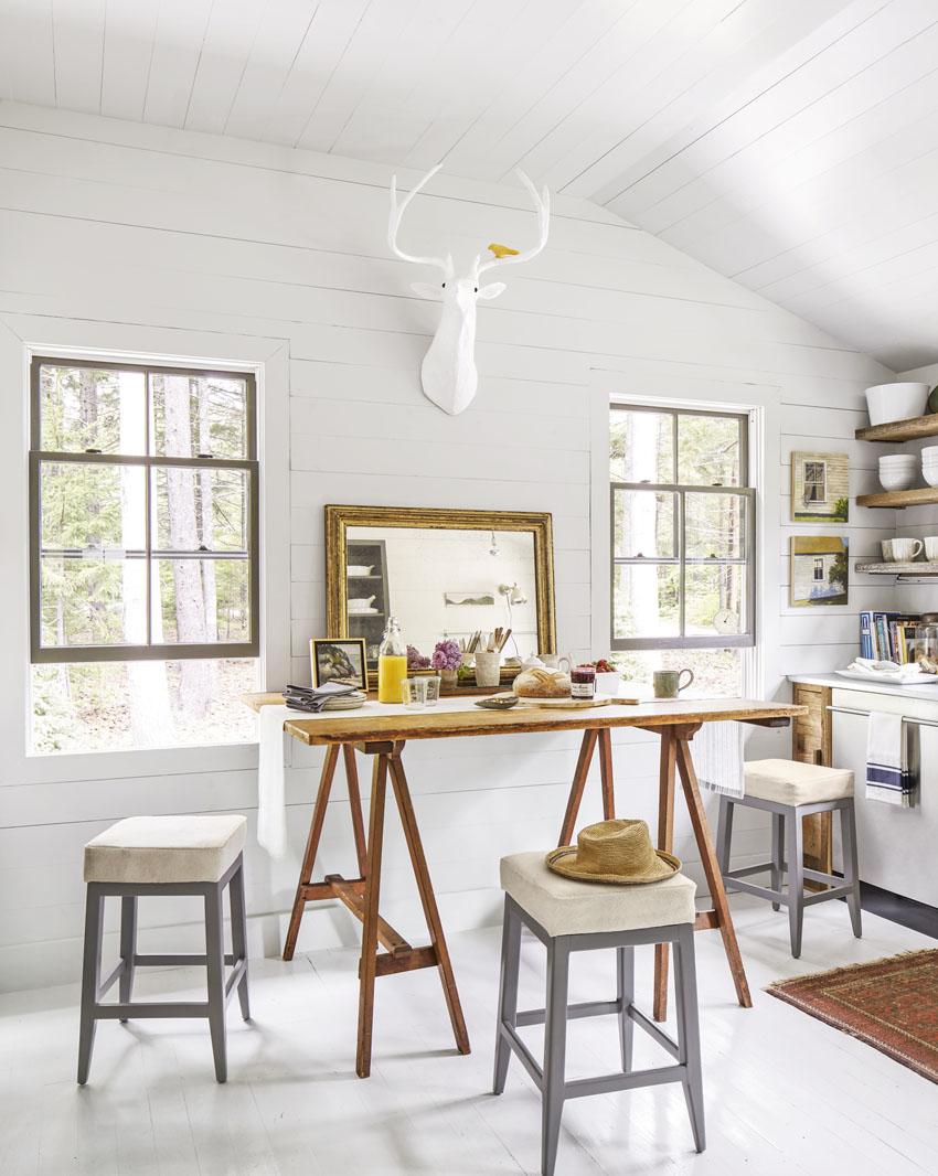 кухни в винтажном стиле