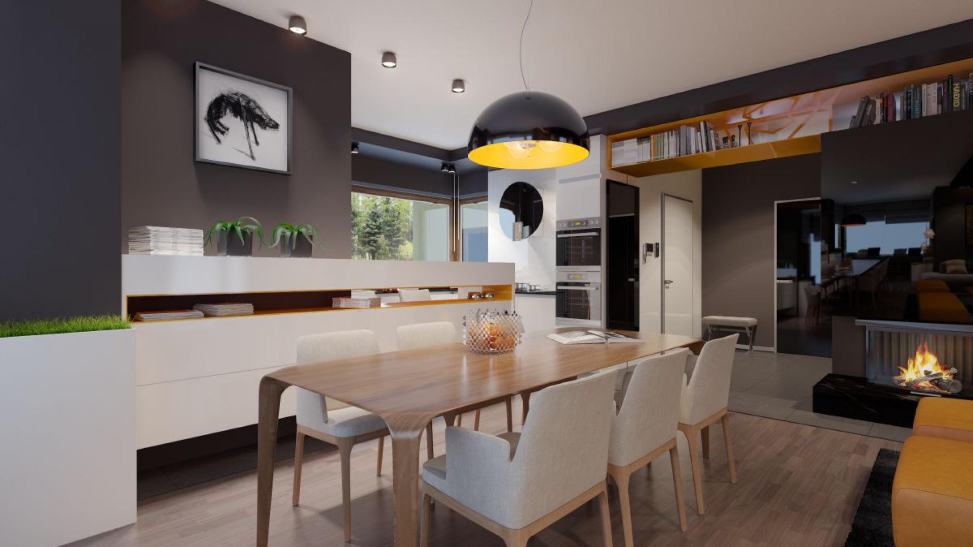 дизайн столовой в доме