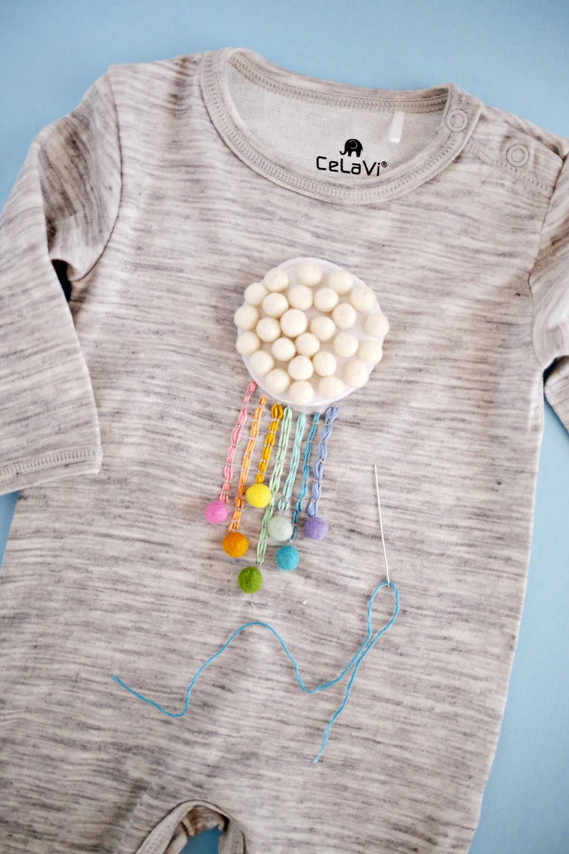 аппликации на одежду для детей своими руками