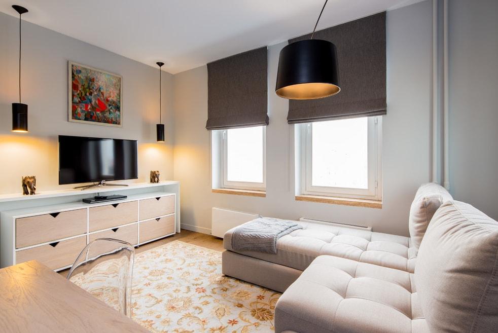 гостиные комнаты