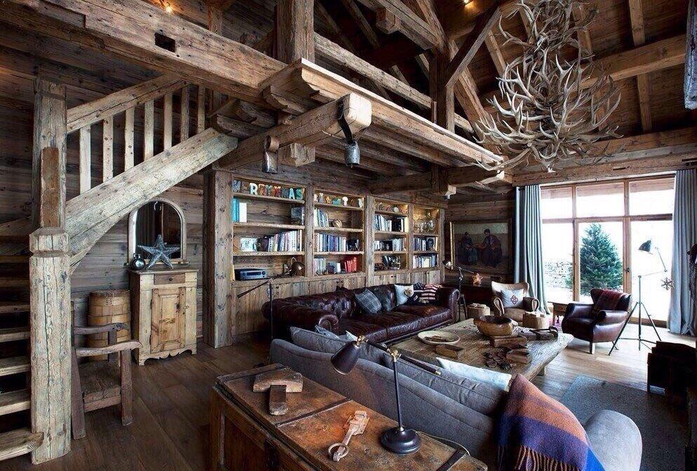 внутренний дизайн дома
